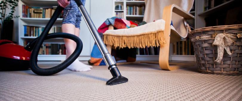 Carpet Cleaning in Spring Season