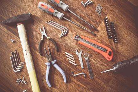 debris removal companies tools