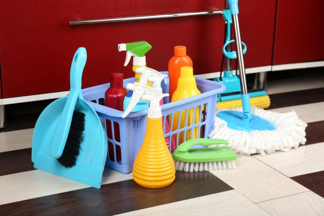 Good home cleaning tools are a must