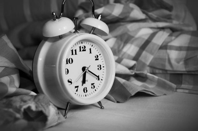 Wake up early to maintain a clean home