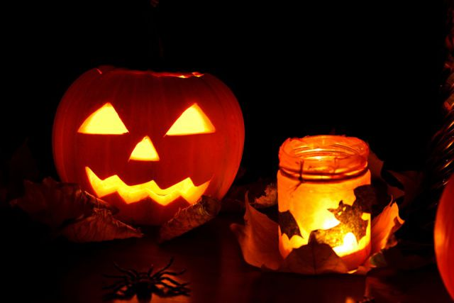 lamps for halloween