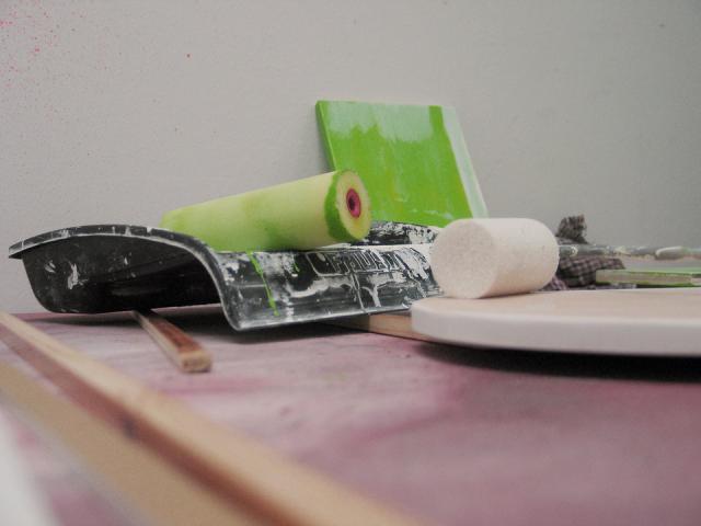 Interior Painting tools