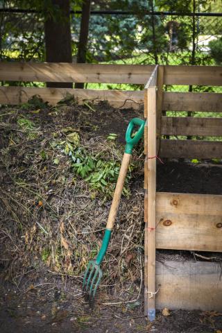 Convert Organic Junk Into Compost