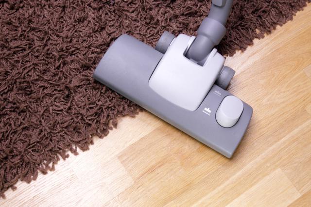 Vacuum everyday
