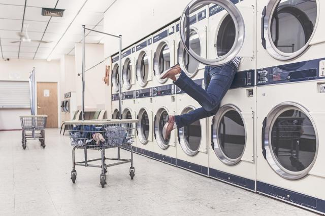 Make a schedule for laundry
