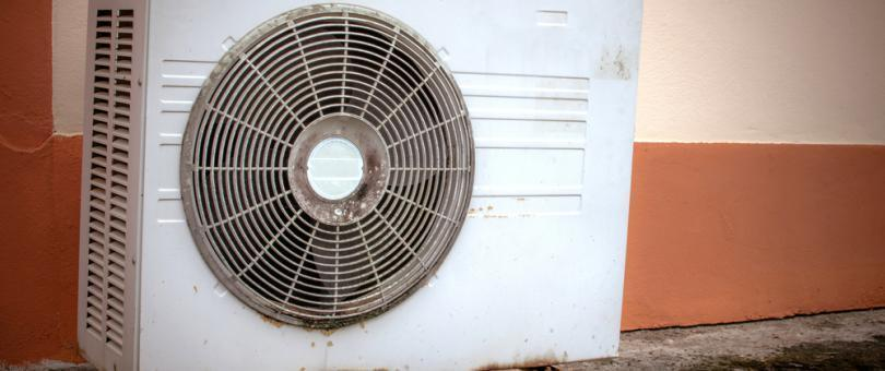 Time to repair or replace your AC