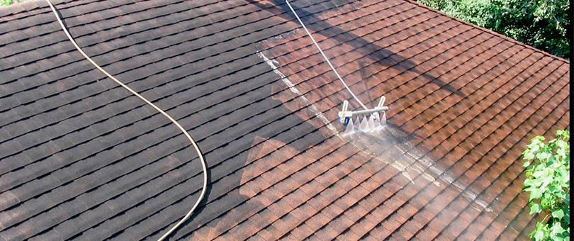 Types of Roof Cleaning
