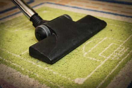 vaccum for professional carpet cleaning