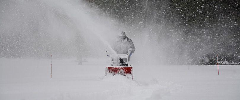 Professional Snow Removal Service Cost