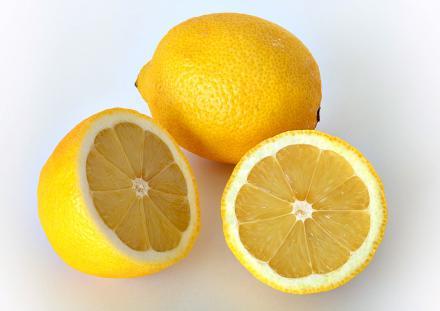 lemons for home cleaning