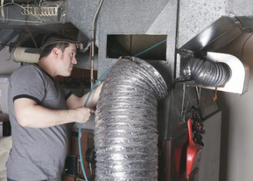 Local Air Duct Cleaning Service Near Me