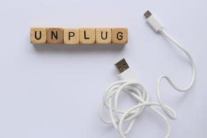 Unplug unused devices