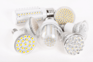 Use LED lights min