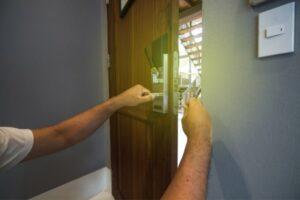 smart doorbell