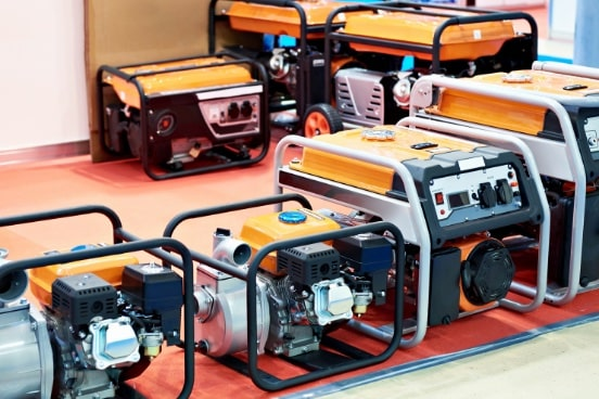 generator types samedaypros