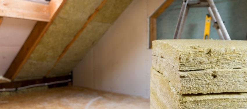 insufficient insulation